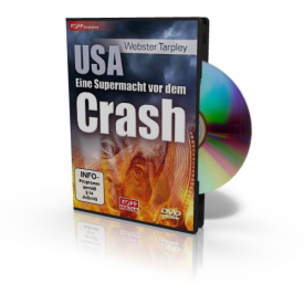 Webster Tarpley: USA - Eine Supermacht vor dem Crash DVD