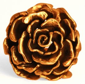 Ring Rose Sala Bronze